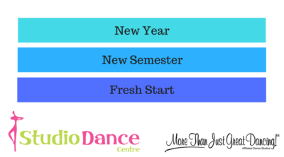 new year, new semester, fresh start
