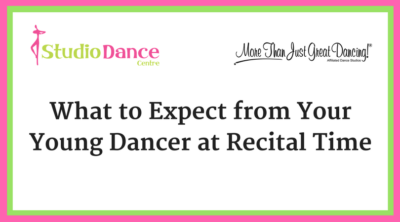 recital expectations