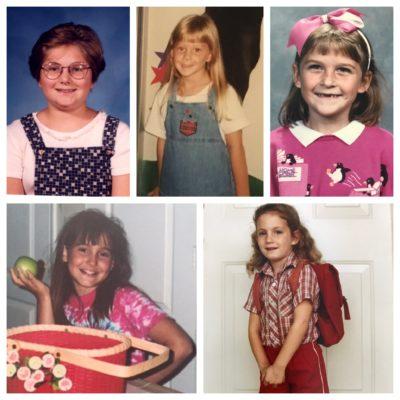SDC teachers photos as kids