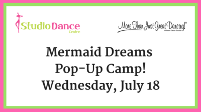 Mermaid Dreams camp