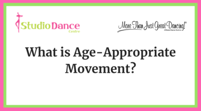 Age-Appropriate Movement Blog Post