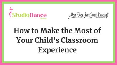 Dance Class Blog Post Image